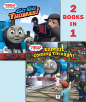 Go Go Thomas!/Express Coming Through! (Thomas & Friends) Cover