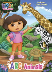 ABC Animals (Dora the Explorer) Cover