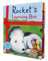 Rocket's Learning Box Cover