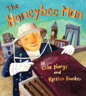 The Honeybee Man Cover