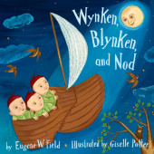 Wynken, Blynken, and Nod Cover