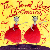The Jewel Box Ballerinas Cover