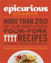 The Epicurious Cookbook Cover
