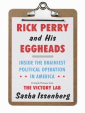 Rick Perry and His Eggheads Cover