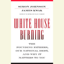 White House Burning Cover