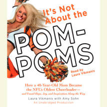 It's Not About the Pom-Poms Cover