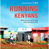 Running with the Kenyans Cover