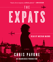The Expats Cover