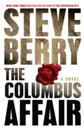The Columbus Affair: A Novel (with bonus short story The Admiral's Mark) Cover