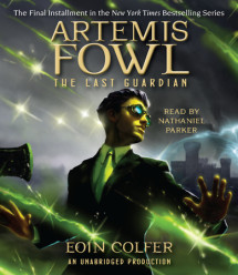 Artemis Fowl 8: The Last Guardian Cover