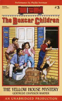 The Yellow House Mystery Cover