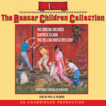 The Boxcar Children Collection Cover