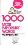 1000 Most Important Words