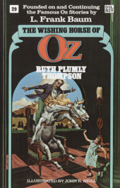 The Wishing Horse of Oz (Wonderful Oz Bookz, No 29) Cover