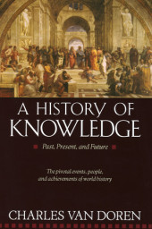 A History of Knowledge Cover