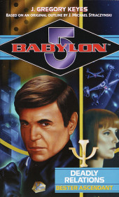 Babylon 5: Deadly Relations Cover