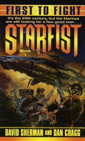 Starfist: First to Fight Cover