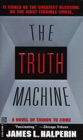 Truth Machine Cover