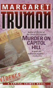 Murder on Capitol Hill Cover