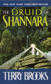 The Druid of Shannara Cover