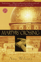 Martyrs' Crossing Cover