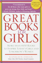 Great Books for Girls Cover