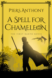 A Spell for Chameleon Cover