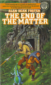 The End of the Matter Cover