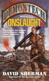 Demontech: Onslaught Cover