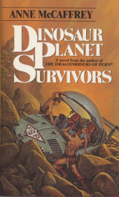 Dinosaur Planet Survivors Cover