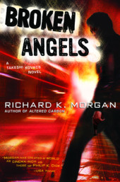 Broken Angels Cover