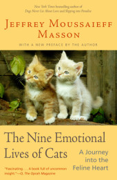 The Nine Emotional Lives of Cats Cover