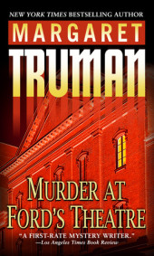 Murder at Ford's Theatre Cover