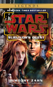 Survivor's Quest: Star Wars Cover