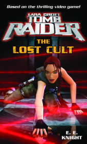 Lara Croft: Tomb Raider: The Lost Cult Cover