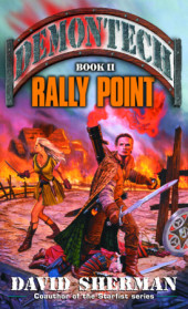 Demontech: Rally Point Cover