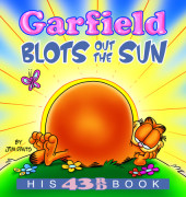 Garfield Blots Out the Sun Cover