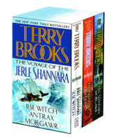 Voyage of the Jerle Shannara 3c box set MM Cover