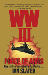 WWIII:  Force Of Arms Cover