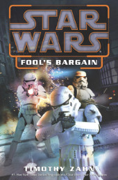 Star Wars: Fool's Bargain (Novella) Cover