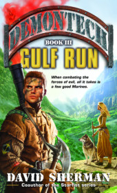 Demontech: Gulf Run Cover