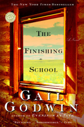 The Finishing School Cover
