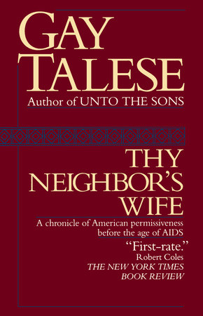 Thy Neighbor's Wife