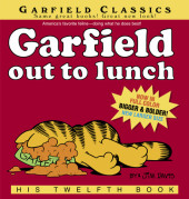 Garfield Out to Lunch Cover