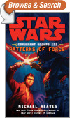 Patterns of Force: Star Wars (Coruscant Nights, Book III)