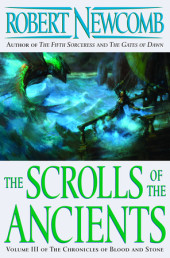 The Scrolls of the Ancients Cover