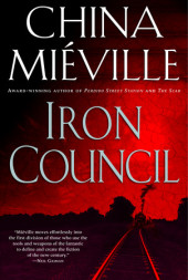 Iron Council Cover