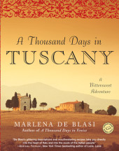 A Thousand Days in Tuscany Cover