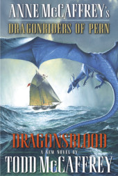 Dragonsblood Cover