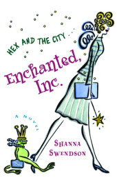 Enchanted, Inc. Cover